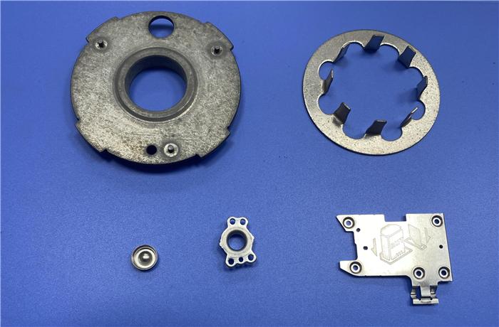 汽车拉深件工序设计标准及冲压件工艺与冲压模设计基础知识-长丰机械冲压件
