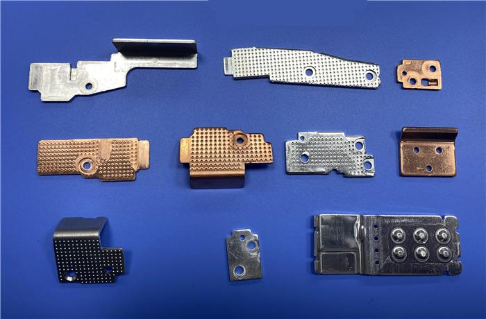 五金冲压件加工常见的成型工艺集锦-长丰机械冲压件